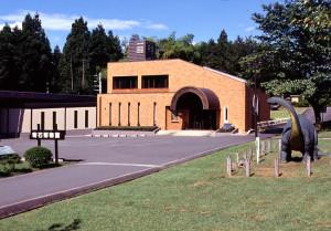奇石博物館外観